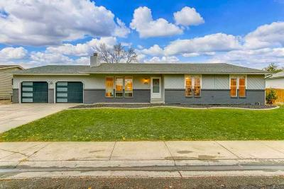 Boise ID Single Family Home Back on Market: $349,000