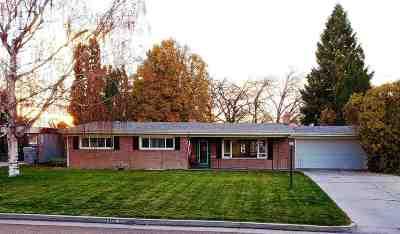 Caldwell Single Family Home For Sale: 1312 Arlington Avenue