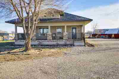 Nampa Single Family Home Back on Market: 3511 E Dorothy Ln