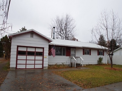 Weiser Single Family Home For Sale: 738 W 6th