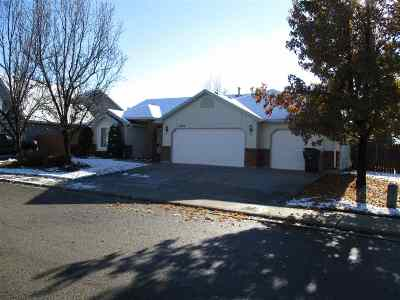 Meridian Single Family Home For Sale: 5095 W Tournament
