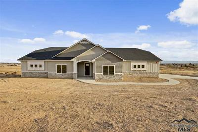 Nampa Single Family Home For Sale: 8082 Stella Ct