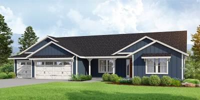 Emmett Single Family Home For Sale: Buttercup Lane (Lot 7)