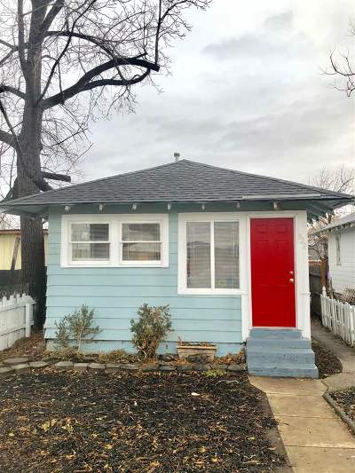 Nampa Single Family Home For Sale: 922 1st St N