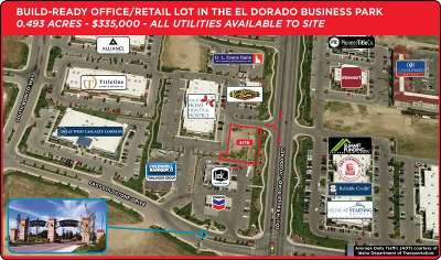 Meridian Residential Lots & Land For Sale: 2015 S Eagle Road