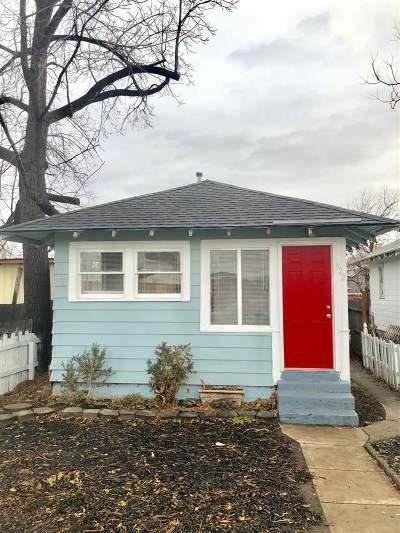 Nampa Multi Family Home New: 922 N 1st St N