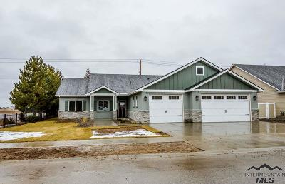 Nampa Single Family Home For Sale: 2 W Norman St.