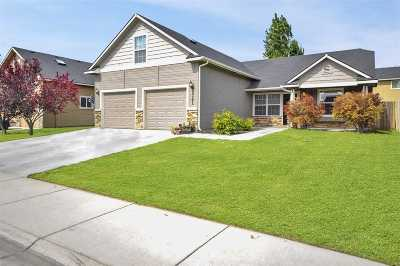 Single Family Home For Sale: 1721 S Oakley Avenue