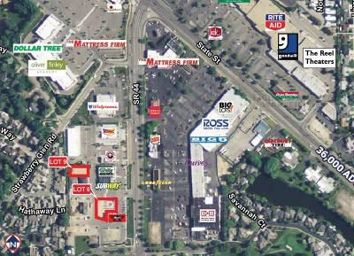 Ada County Residential Lots & Land For Sale: 6665 N Glenwood Street