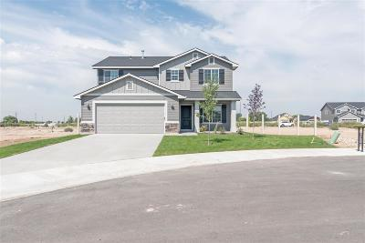 Kuna Single Family Home New: 2580 W Midnight Dr.