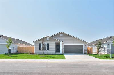 Kuna Single Family Home New: 2646 W Midnight Dr.