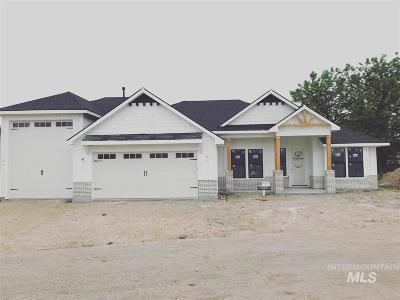 Boise ID Single Family Home New: $489,900