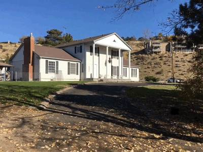 Single Family Home For Sale: 4800 W Hill Rd