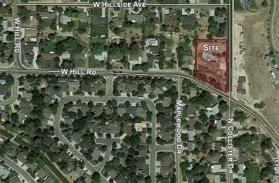 Boise Residential Lots & Land For Sale: 4800 W Hill Rd