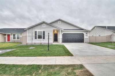 Kuna Single Family Home For Sale: 8652 S Baratheon Ave.