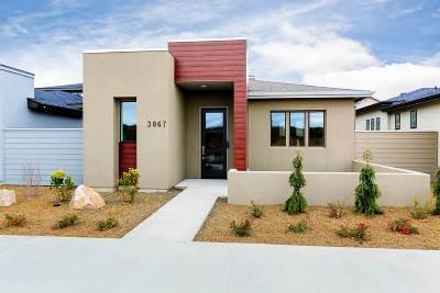 Boise Single Family Home New: 3867 S Eckert Rd