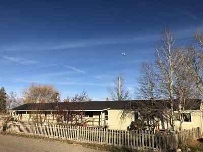 Murtaugh Single Family Home For Sale: 105 E Seventh