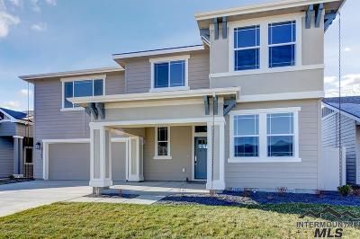 Meridian ID Single Family Home Contingent Sale: $364,900