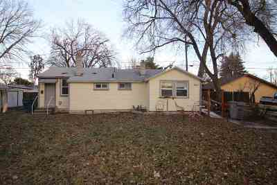 Multi Family Home Sale Pending: 422 N 10 East