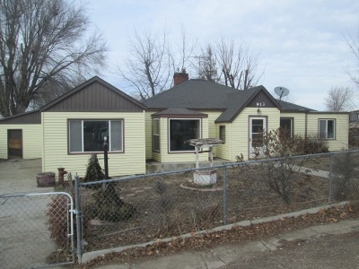 Nampa Single Family Home For Sale: 913 N 37th St