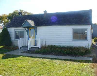 Kimberly Single Family Home For Sale: 391 Polk Street W