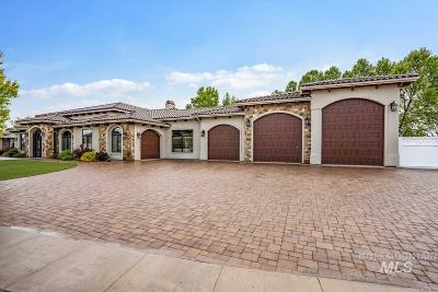 Nampa, Caldwell, Middleton Single Family Home For Sale: 17080 Stiehl Creek Drive