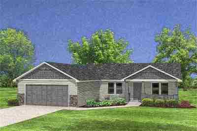 Emmett Single Family Home For Sale: 4023 Queen Ann Dr