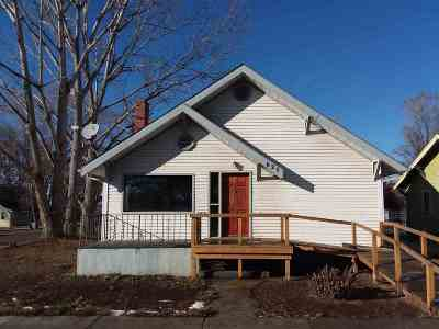 Nampa Single Family Home For Sale: 623 S 6th Ave