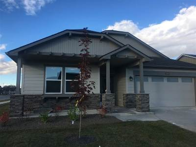 Meridian Single Family Home For Sale: 4779 S Cinder Cove Pl.