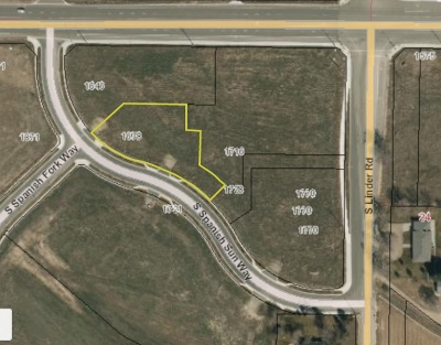Meridian Residential Lots & Land For Sale: 1678 S Spanish Sun Way