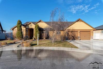 Fruitland ID Single Family Home For Sale: $364,900