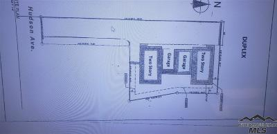 Nampa Residential Lots & Land For Sale: Hudson