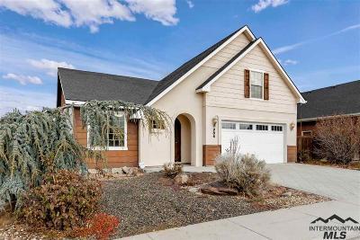 Meridian Single Family Home For Sale: 986 E Pascana St