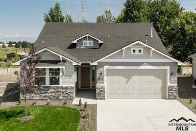 Meridian Single Family Home Back on Market: 834 N Ash Pine Way
