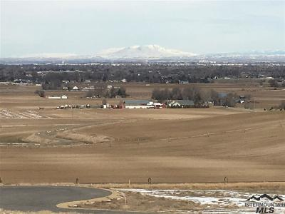 Nampa Residential Lots & Land For Sale: 3 Golden Hills Estates Sub