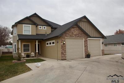 Fruitland ID Single Family Home For Sale: $299,900