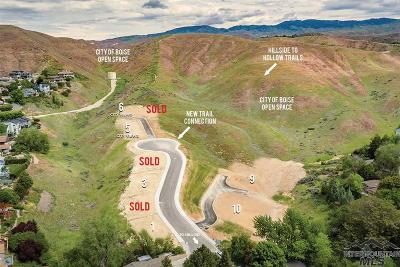 Boise Residential Lots & Land For Sale: 3022 N Lancaster Place