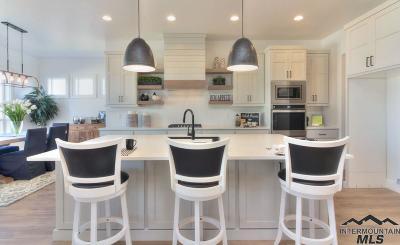 Meridian Single Family Home For Sale: 3959 W Ravenna St