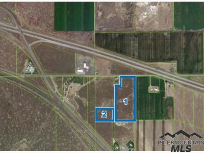 Mountain Home Residential Lots & Land For Sale: Frontage Road
