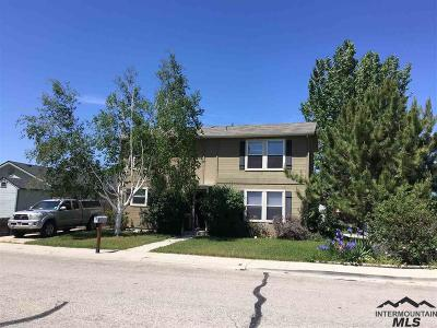 Meridian Single Family Home For Sale: 1422 W Storey