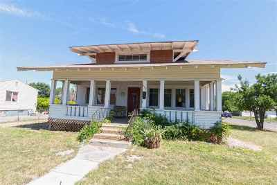 Twin Falls Single Family Home Back on Market: 206 Heyburn Ave W