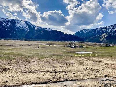 Boise County Residential Lots & Land For Sale: 1 Tbd 1