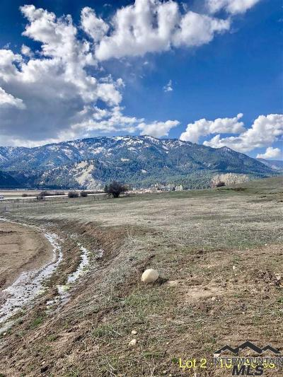Boise County Residential Lots & Land For Sale: 2 Tbd 2