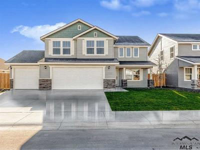 Nampa Single Family Home For Sale: 11235 W Kite St.