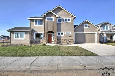 Nampa Single Family Home For Sale: 18637 Smiley Peak Ave.