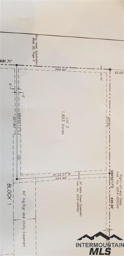 Middleton Residential Lots & Land For Sale: 24877 Tbd Lansing Lane