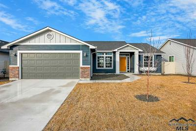 Kuna Single Family Home New: 8818 S Red Delicious Way
