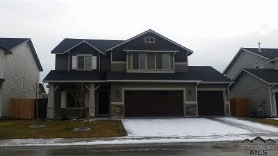 Meridian Single Family Home For Sale: 125 E Ensenada Dr