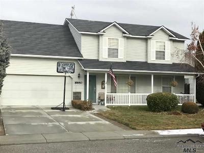 Nampa Multi Family Home New: 16640 N Windsor Ln