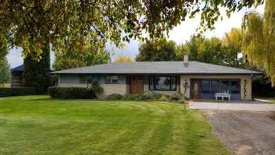 Twin Falls Single Family Home New: 2763 E 3400 N